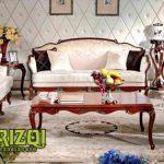 Sofa Ruang Tamu Jati Minimalis Moder