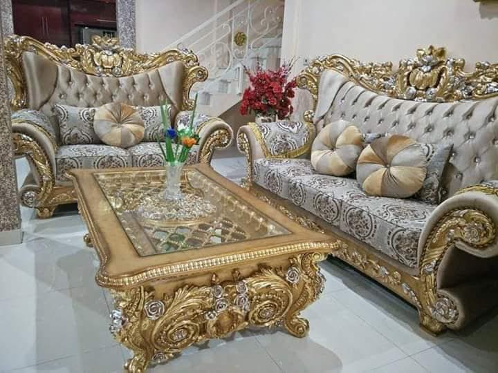 Jual Sofa Klasik Modern Minimalis Jepara Harga Murah Model 2019