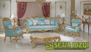 Kursi Sofa Tamu Mewah Klasik Eropa Luxury