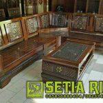 Sofa Ruang Tamu Mewah Klasik Eropa Luxury