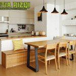 Kitchen Set Klasik Minimalis Modern Jepara