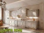 Kitchen Set Ukiran Klasik Minimalis Jepara
