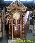 Jam Hias Mewah Jepara