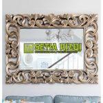 Pigura Cermin Modern Klasik Minimalis Jepara