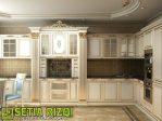 Kitchen Set Ukiran Mewah Minimalis Jepara