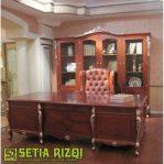 Meja Kantor Modern Minimalis Klasik Jepara