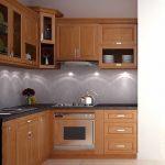 Kitchen Set Klasik Minimalis Jepara