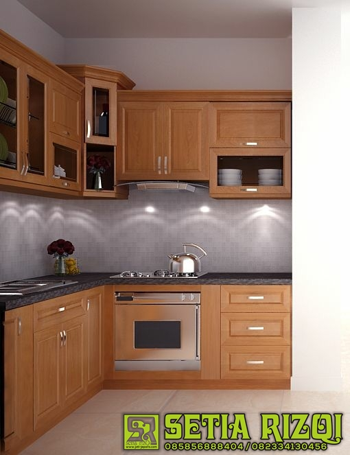 Jual Kitchen Set Klasik Modern Minimalis Jepara Harga Murah Model
