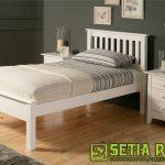 Tempat Tidur Anak Cat Duco Klasik Minimalis Jepara