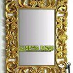Pigura Cermin Klasik Mewah Jepara