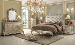 Set Kamar Tidur Modern Minimalis Klasik Jepara