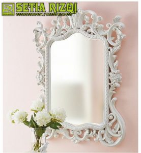 Pigura Cermin Modern Duco Jepara