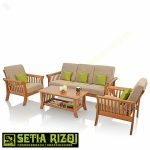 Kursi Sofa Tamu Klasik Modern Minimalis Jepara
