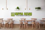 Kursi Cafe Jati Klasik Minimalis Jepara