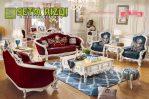 Kursi Sofa Tamu Mewah Terbaru Classic Living Room
